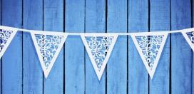 Tips voor originele versiering van je bruiloft wiewatwaarhoe for Gouden bruiloft versiering