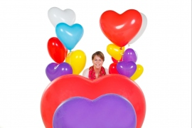 hartballonnen