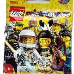Lego minifiguur verrassingszakje